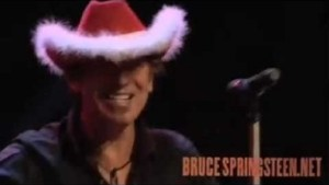 "Video: Bruce Springsteen — ""Santa Claus Is Comin"